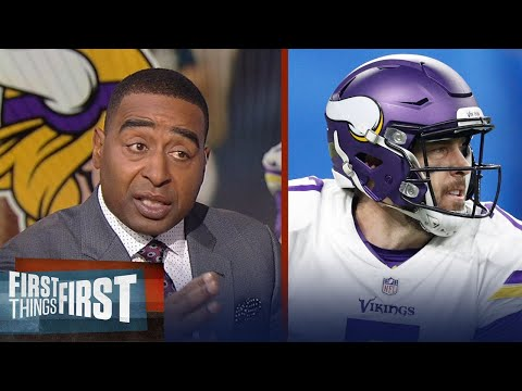 Vikings beat the Lions on Thanksgiving - Are they legit Super Bowl contenders? | FIRST THINGS FIRST