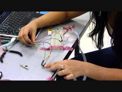 Graciela A- Milestone1 LED Bracelet