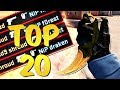 BEST PRO MOMENTS Top 20 CS GO Pro Plays 11