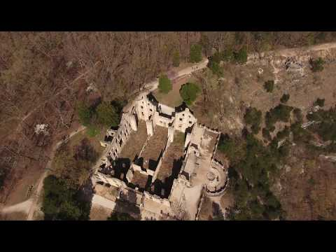 DJI Phantom 4 - Ha Ha Tonka State Park: Camdenton, MO