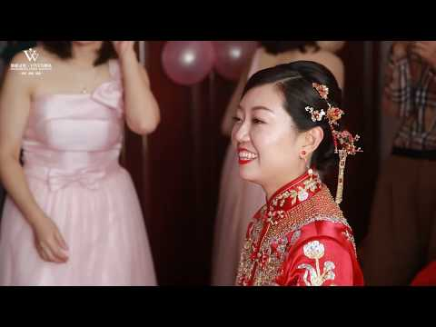 Ian and Fei Yingkou China Full Wedding Video 16/09/2018