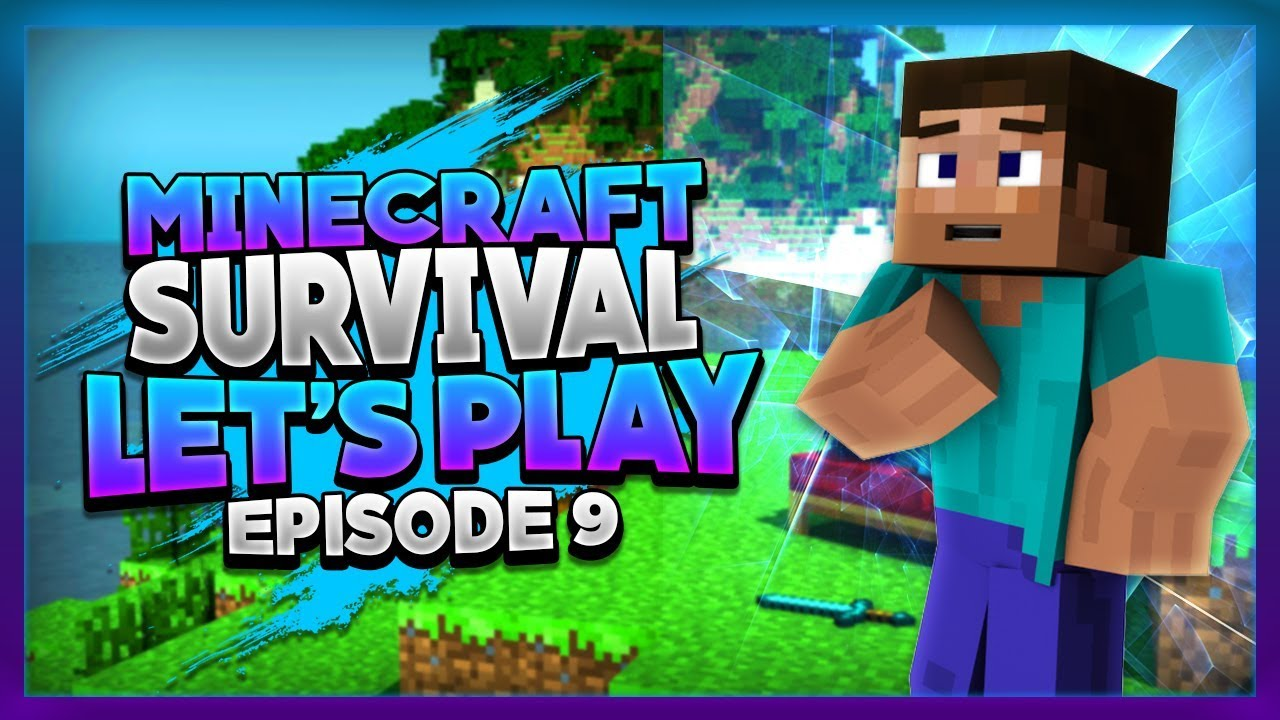 Minecraft Survival Let\'s Play | Making Our Enchanting and Kitchen ...