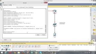 konfigurasi 2 router 2 switch 2 pc