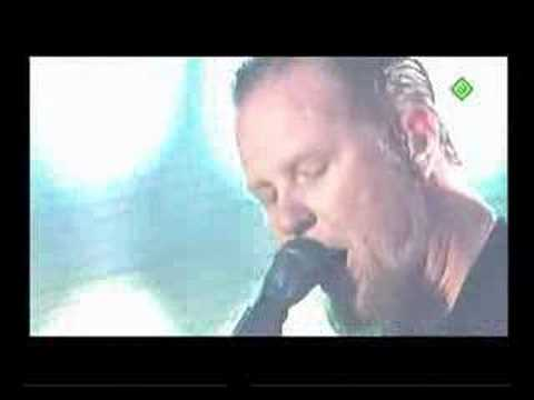 Metallica - Fade to Black (Live 2008 With interview)