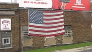 101 Things That Play In Peoria:  Veteran's Pub And Pizza Flag
