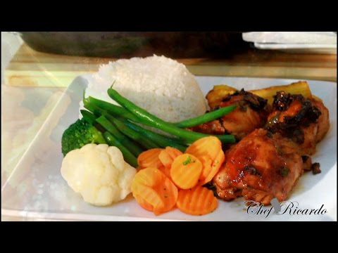 Christmas-Pan-Fried-Chicken-Are-Nice-Sund-Dinner-Recipe-Tips-Chef-Ricardo-Cooking