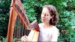"Harp Solo ""The Glow Within"" by Nadia Birkenstock (Harfe)"