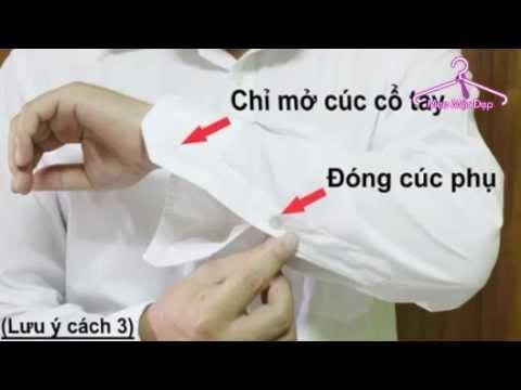 3 cách xắn tay áo sơ mi không phải ai cũng biết - barryspa.vn