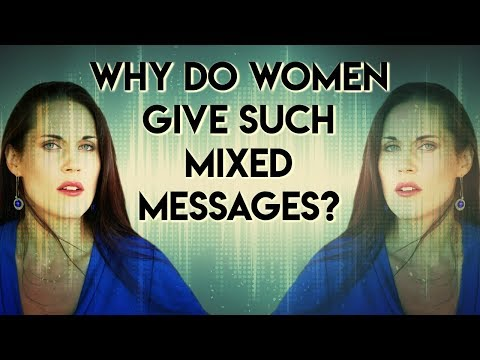 Why Women Give Mixed Messages - (Women in the Work Place) - Teal Swan