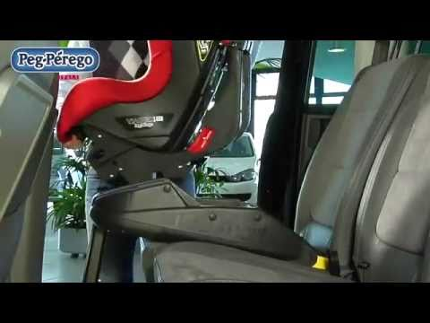peg perego viaggio isofix system youtube. Black Bedroom Furniture Sets. Home Design Ideas