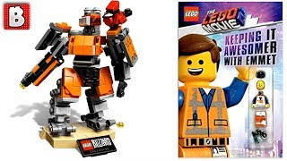 LEGO Overwatch Bastion Set Now Available! New LEGO Movie 2 Exclusive Minfig revealed! | LEGO Nes