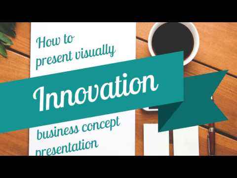 How To Present Innovation - Business Ppt Concept Presentation