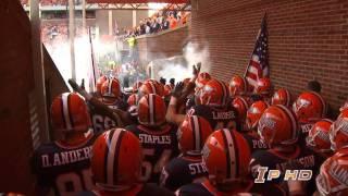 2011 Illinois  Football Team Intro