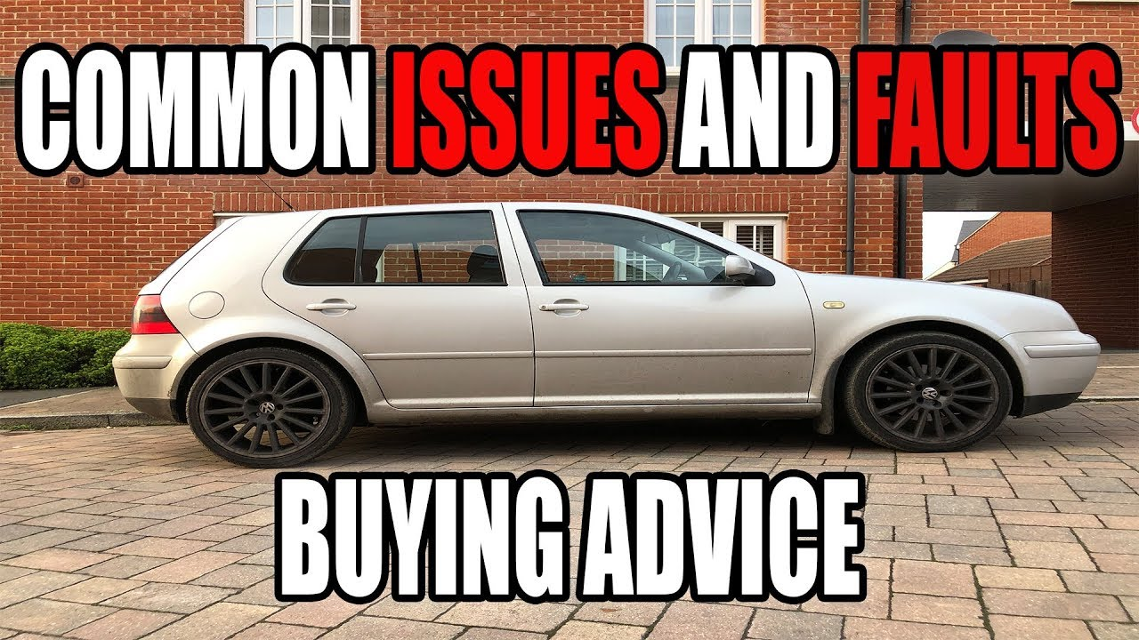 Download Buying Guide for Volkswagen Golf GTI (Common Issues and Faults)