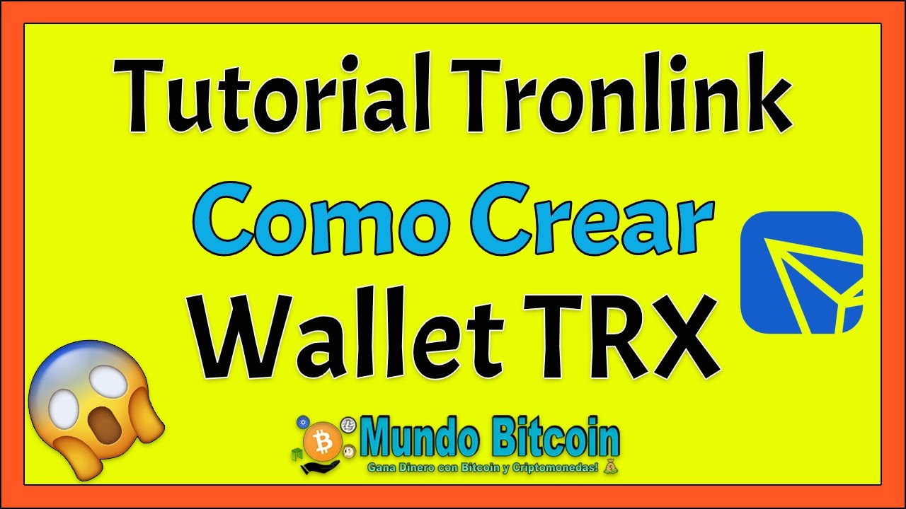 ✅ Como Crear Una BILLETERA de TRON en Tronlink 👉 Tutoríal Paso a Paso ✅