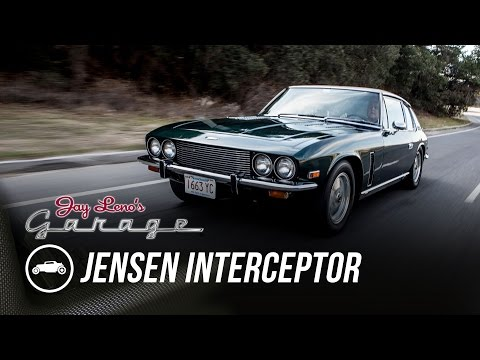 1974 Jensen Interceptor – Jay Leno's Garage