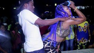 Show ya Shilole, Bilnas, Bonge la Nyau na Linah mbele ya Wazanzibari.