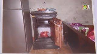 Cháu trai đột nhập nhà bác ruột phá két sắt trộm tiền | Tin nóng | Tin tức 141