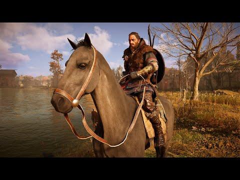 100% ЗА 140 ЧАСОВ Assassin's Creed Valhalla - Видео онлайн
