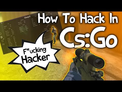 How To Make A Cs:Go Hack With Skin Changer// NO VAC [2018