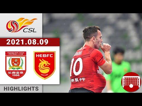 Changchun Yatai Hebei Zhongji Goals And Highlights