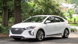 Hyundai Ioniq Road Test & Review by Drivin' Ivan