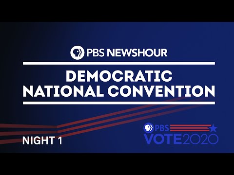 WATCH LIVE: Full Democratic National Convention Feed | Night 1