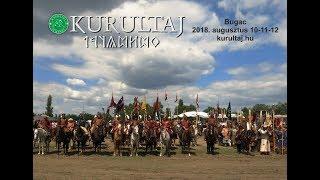 2018. augusztus 10 -11.Kurultaj