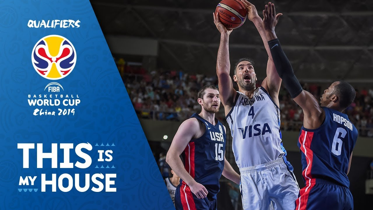 Download Argentina v United States - Full Game - FIBA Basketball World Cup 2019 - Americas Qualifiers