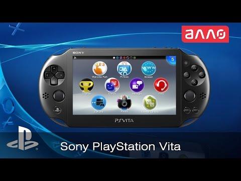 Видео-обзор портативной консоли Sony PS Vita