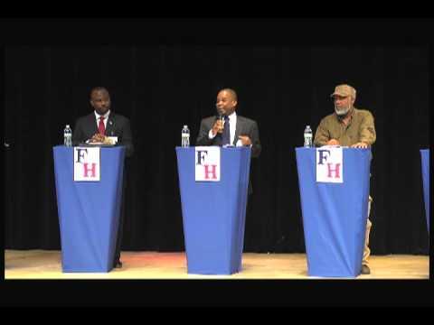 Haiti Decision 2015 FOH Debate seg 1