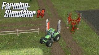 Novo Terreno De Erva    -     Farming Simulator 14