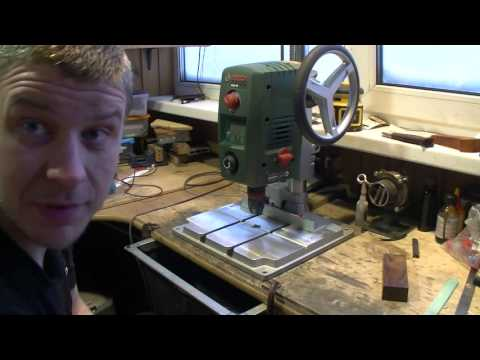 Видео обзор: BOSCH PBD 40