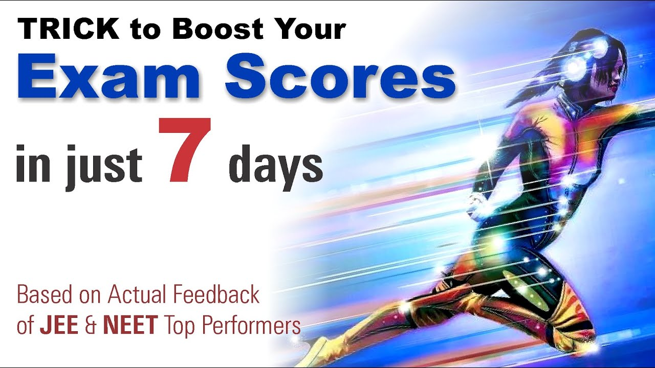 TRICK to boost Exam Scores in Just 7 days #shorts