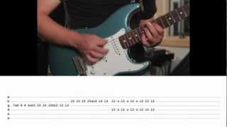 """How To Play """"Rolling In The Deep"""" by Adele on Guitar (Cover by Ely Jaffe) with TABS!!!"""