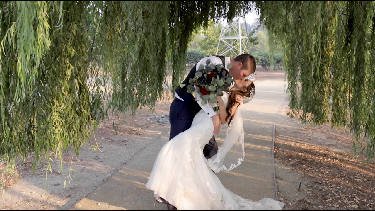 Alexandra & Christopher Benham Wedding Video
