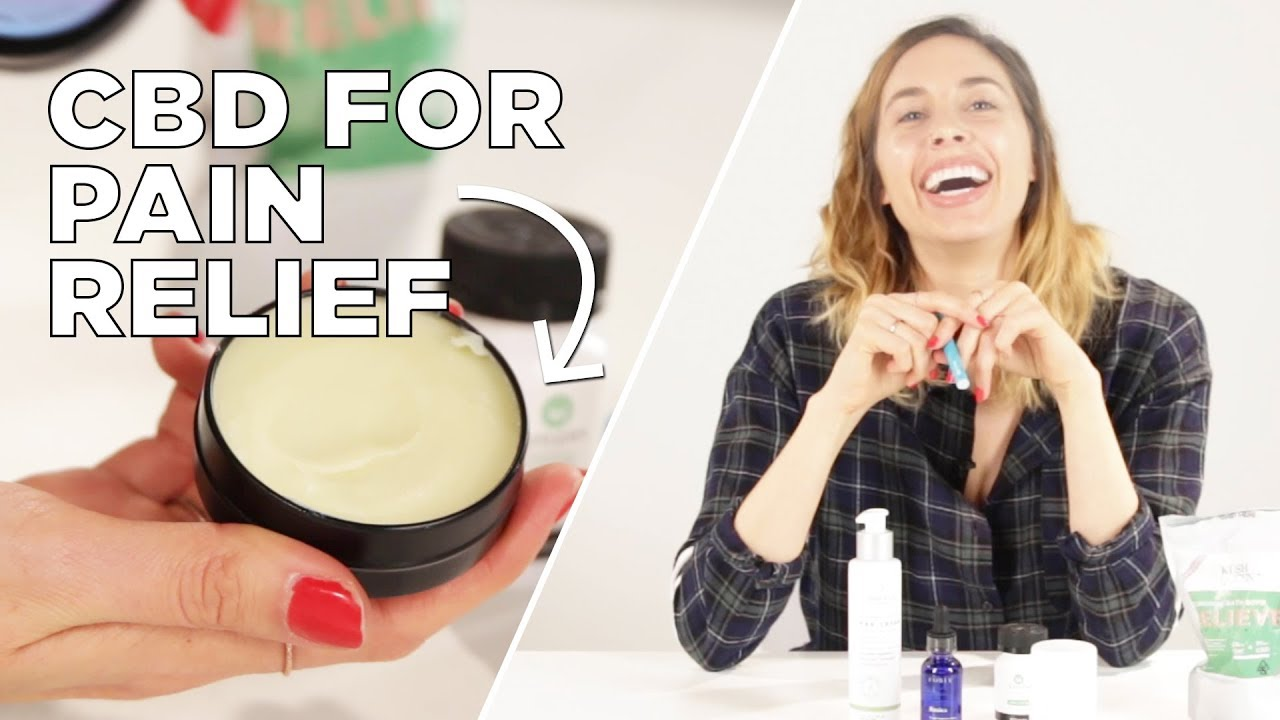Download How I Use CBD Products Every Day for Pain Relief