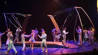 Luzia, Cirque du Soleil Russian Swings