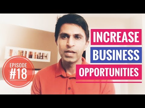 3 Ways to Attract Opportunities For Business #DevGadhvi10x