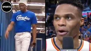 Russell Westbrook Honors Nipsey Hussle With 20-20-20 Game