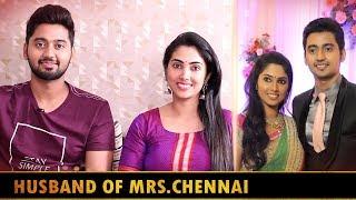 இதுக்கு பதில் சொன்னா உங்களுக்கு Girl Friend கிடைக்கும் | Singer MK Balaji and Priyanka Cholan