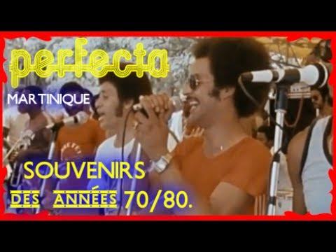 🎶PERFECTA.✰ (Martinique) des années 70/80 🎤interviews des membres🎺