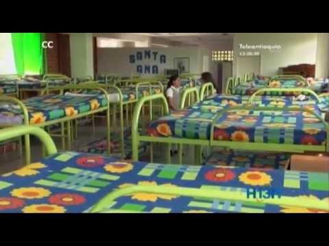 Los Hogares Infantiles San Jose Obra Que Vela Por Los Ninos En