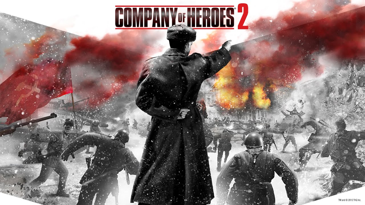 Download company of heroes 2 ตอนที่1