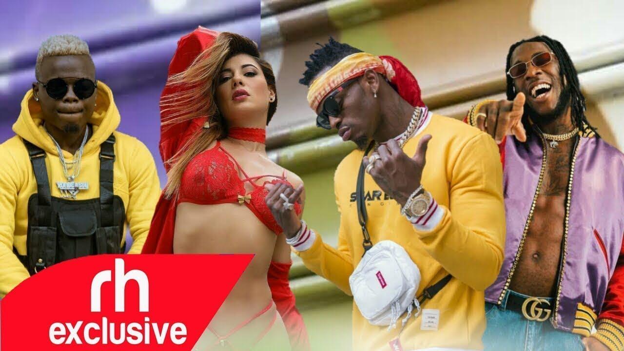 DJ BYRON , Drinks Na Mayenx ,Chukua Selfie Kainama Bongo  Kenya Mix - STREET MONSTER VOL 6