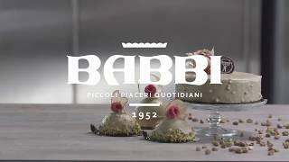 Video Tutorial - Babbi Pistachio and Vanilla Semifreddo Cake