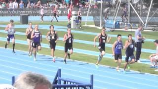 Boys 800m - 2014 Utah State Championships