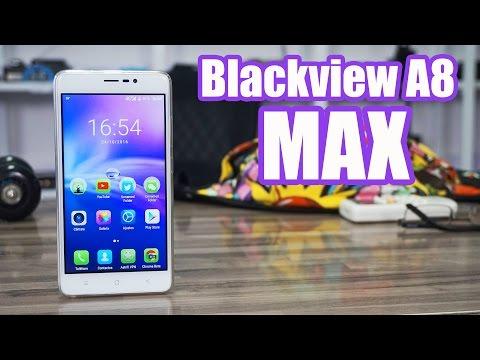 Blackview A8 MAX,