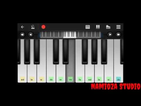 Lagu Nidji - Laskar Pelangi Cover Piano (perfect Piano)