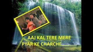 """Aaj Kal Tere Mere Pyar Ke charche"" | Brahmachari"